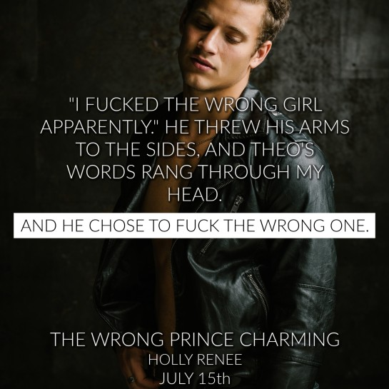 The Wrong Prince Charming the wrong one