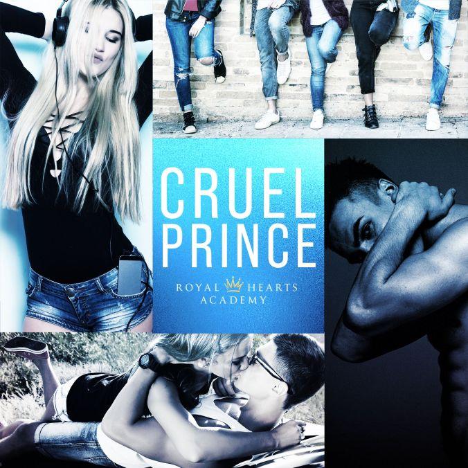 Cruel Prince Collage