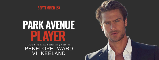 Park Avenue Player Cover Reveal Banner