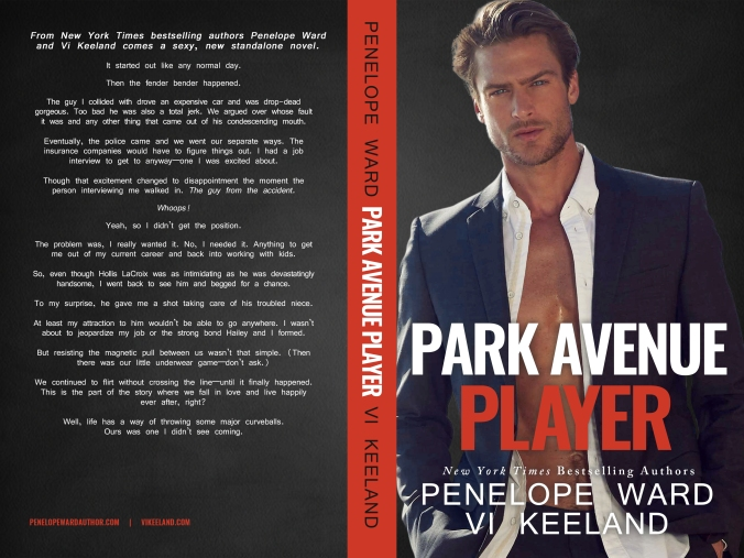 Park Avenue Player Paperback