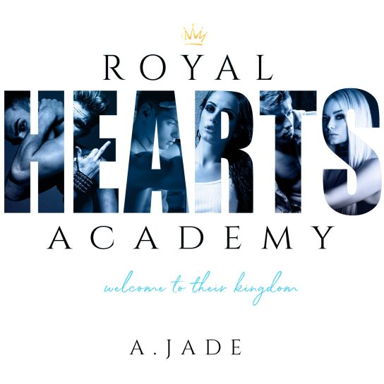 Royal Hearts Academy graphic