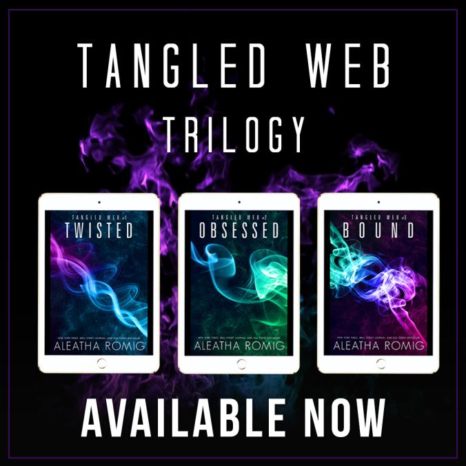 Tangled Web_AN_Aleatha Romig