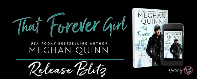 That Forever Girl Release Blitz Banner