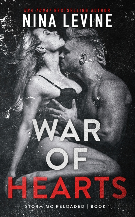 War of Hearts by Nina Levine Cover