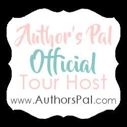 New Authors Pal Tour Host Button