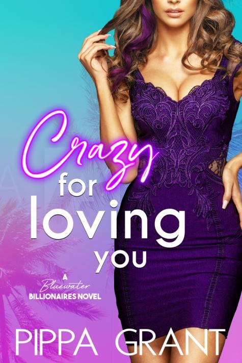 Crazy for Loving You Ebook Cover