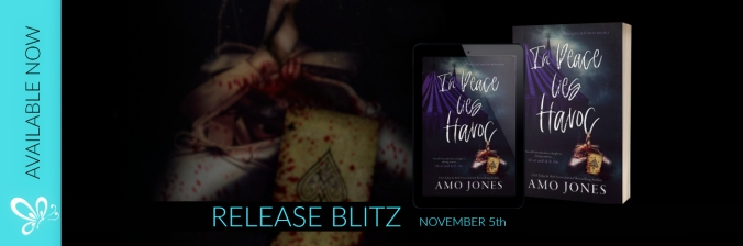 RELEASE BLITZ BANNER In Peace Lies Havoc