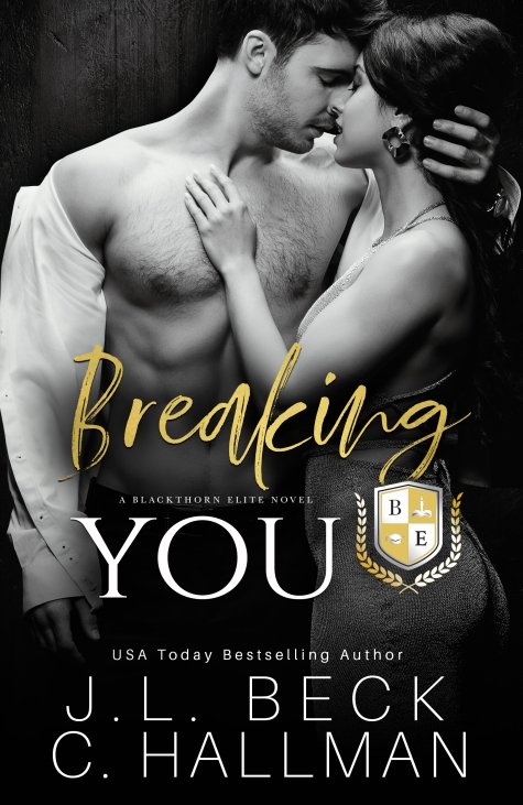 Breaking You - C. Hallman J.L. Beck E-Cover
