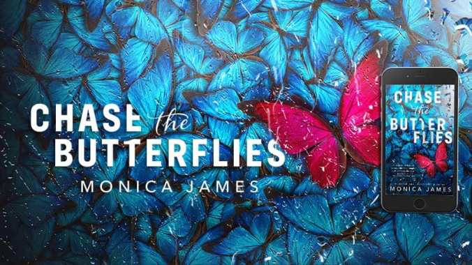 Chase the Butterflies Banner