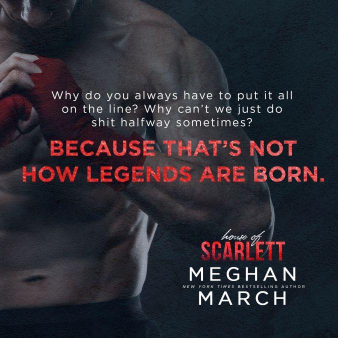HoS legends are born teaser