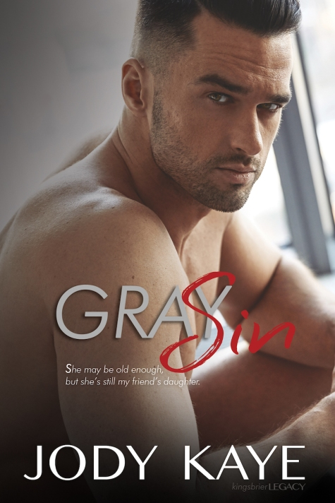 Gray Sin Ebook Cover