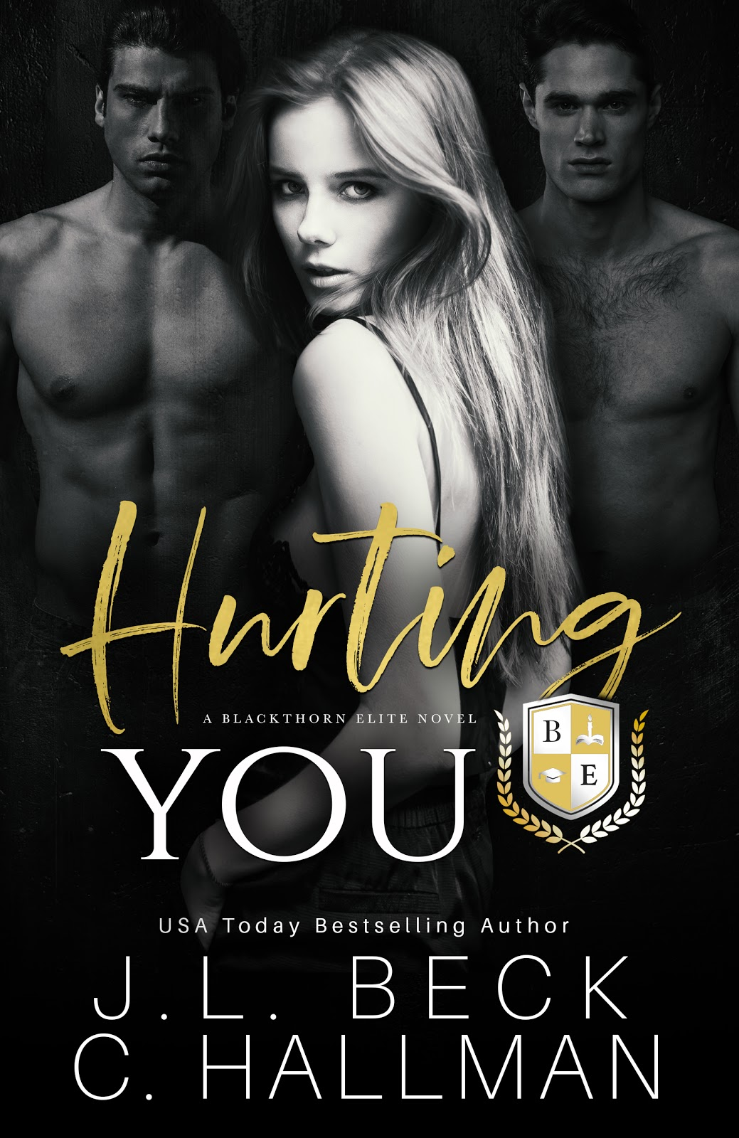 Hurting You Cover