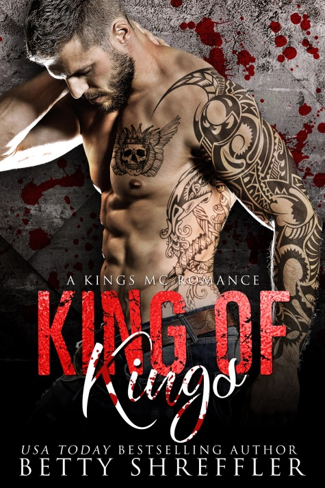 King of Kings Betty Shreffler Ecover FOR WEB