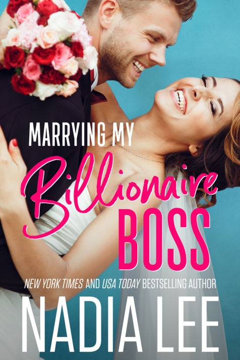 Marrying My Billionaire Boss Ebook Cover