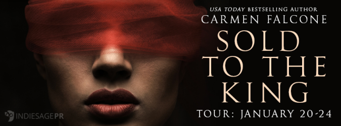 Sold to the King Tour Banner