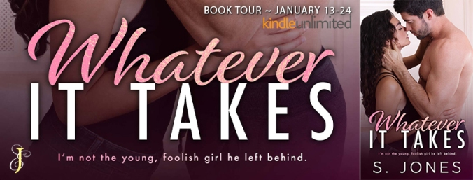 Whatever It Takes Tour Banner