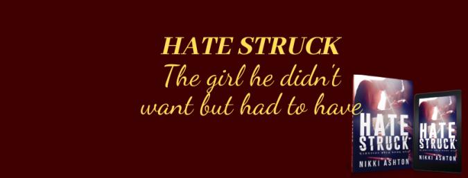 Hate Struck Banner