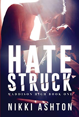 Hate Struck Cover