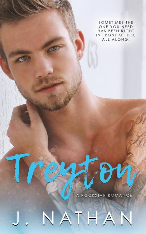 Treyton Ebook Cover