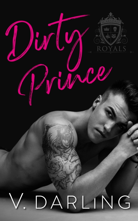 Dirty Prince Ebook Cover