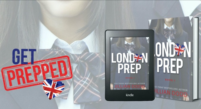 London Prep Banner