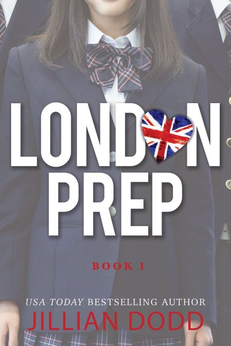 London Prep Cover