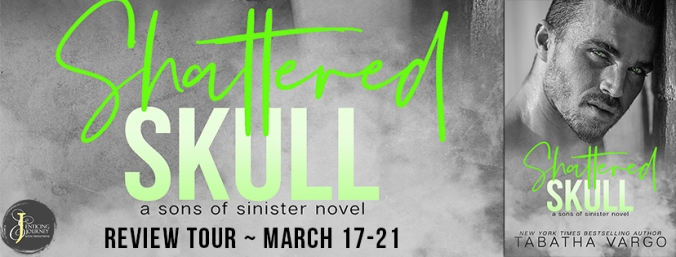Shattered Skull Review Tour Banner