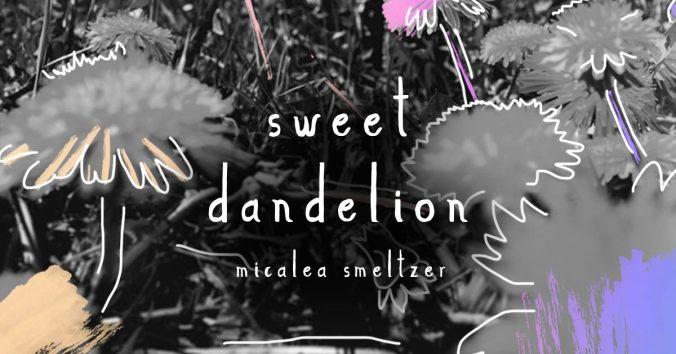 Sweet Dandelion Banner