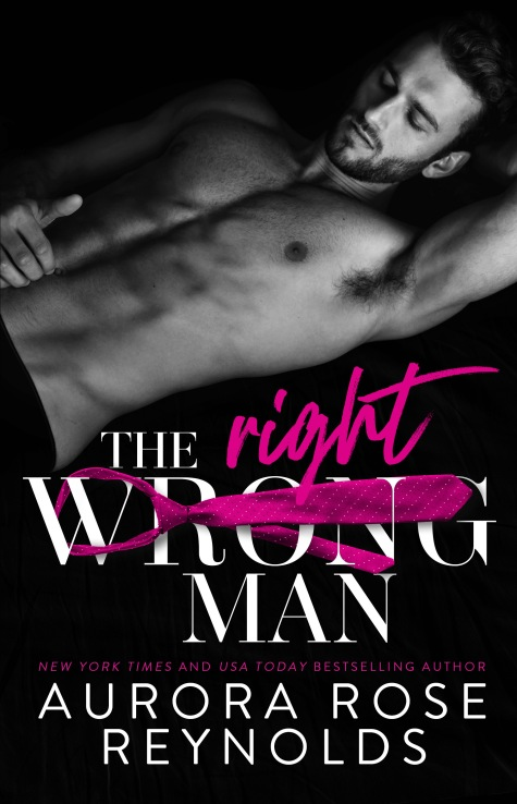 The Wrong Right Man Ebook Cover