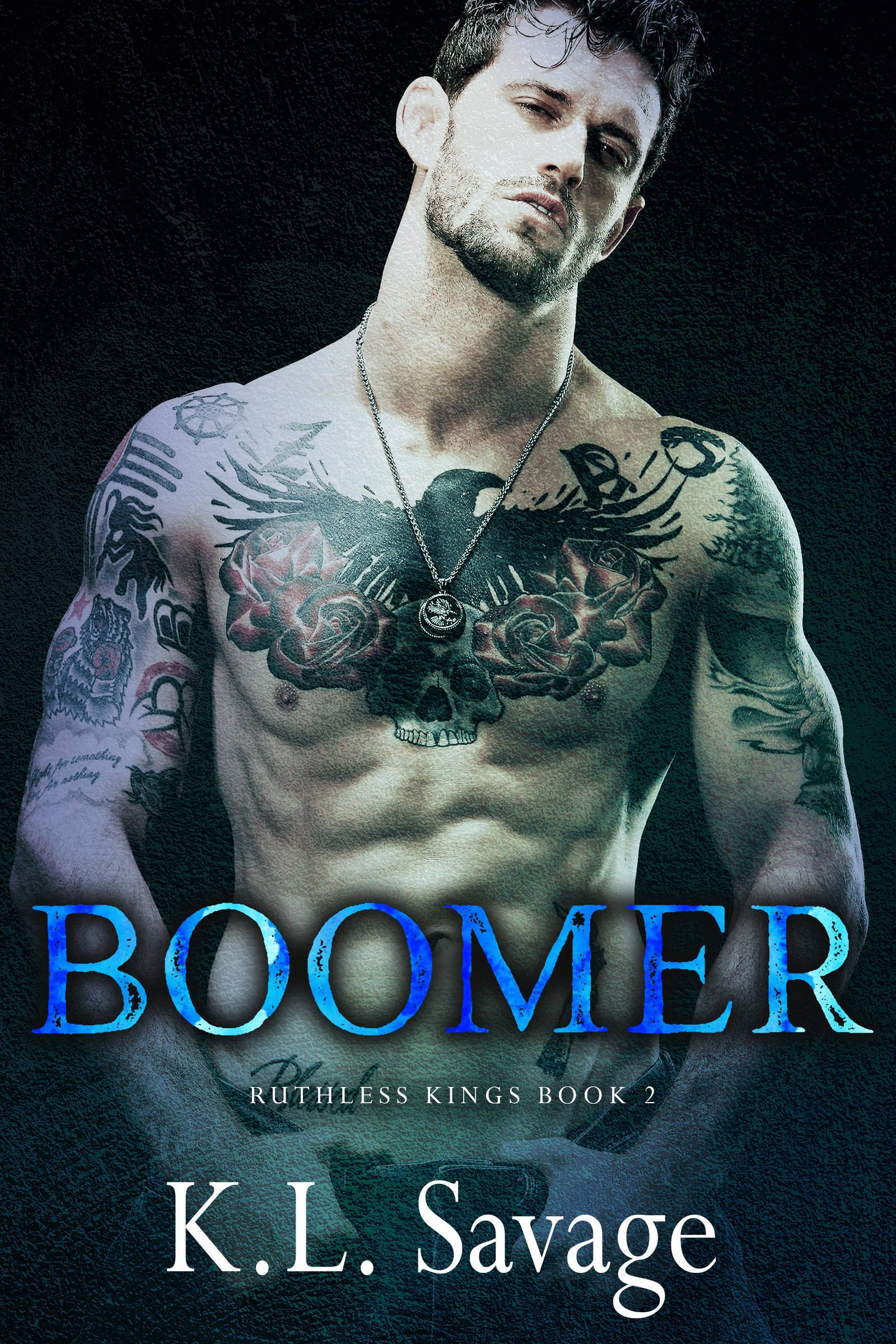Boomer Ebook Cover