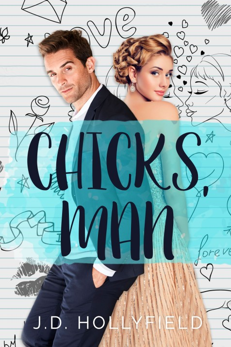 Chicks Man Cover