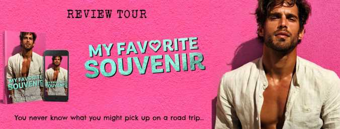 My Favorite Souvenir Review Tour Banner