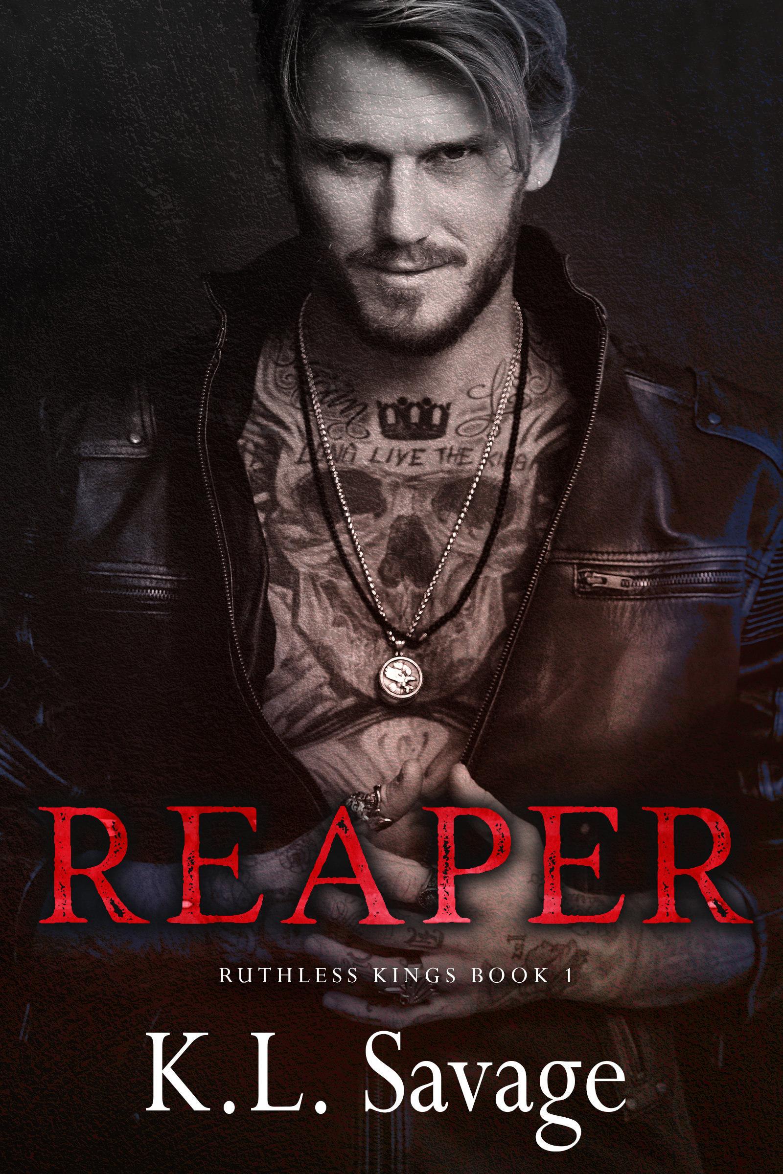 Reaper Ebook Cover