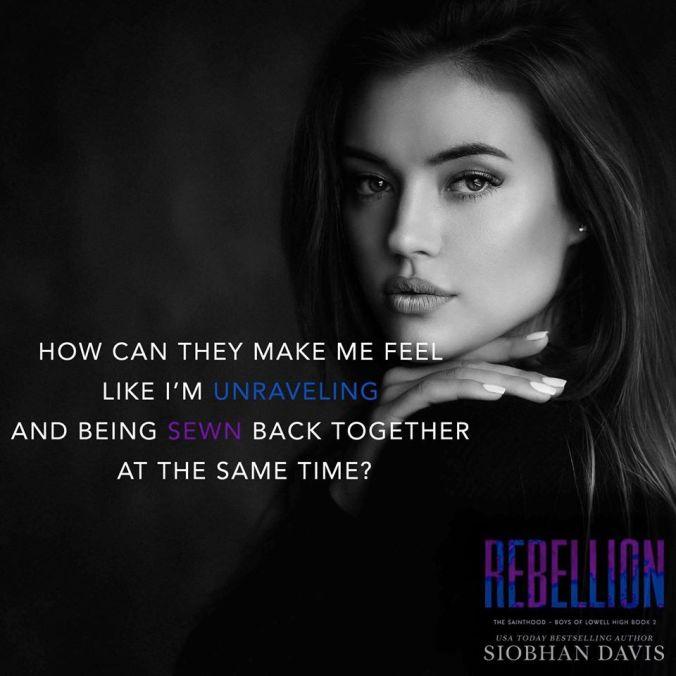 Rebellion Teaser