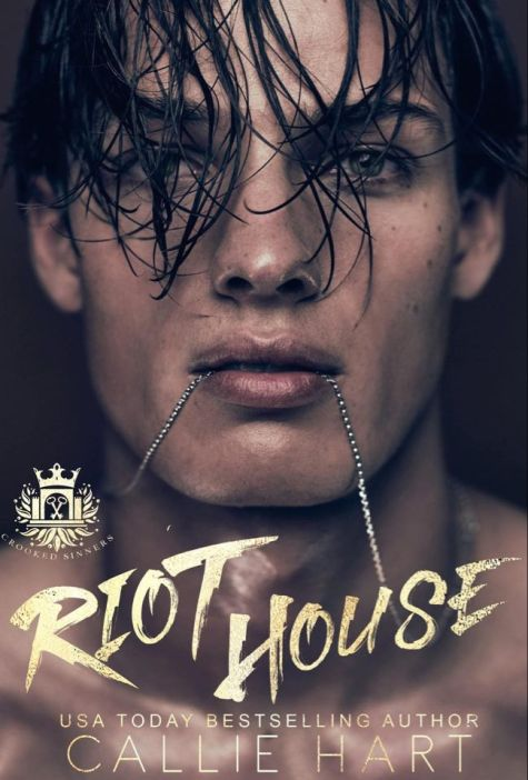 Riot House Cover