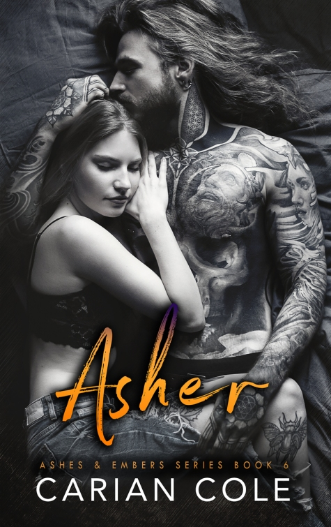 Asher Ebook Cover