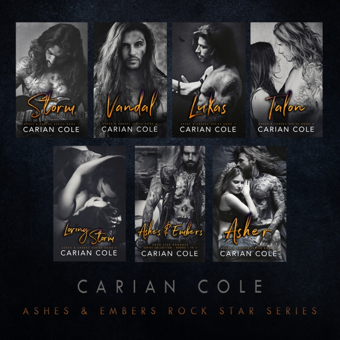 Ashes & Embers Series