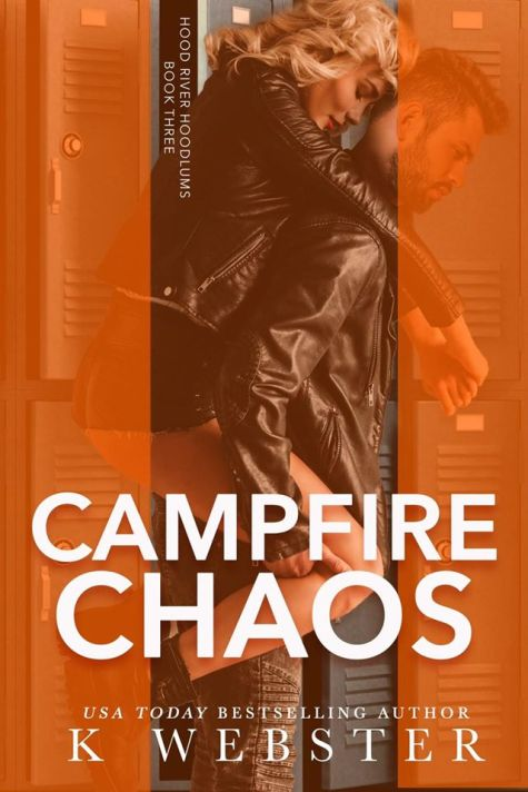 Campfire Chaos Cover