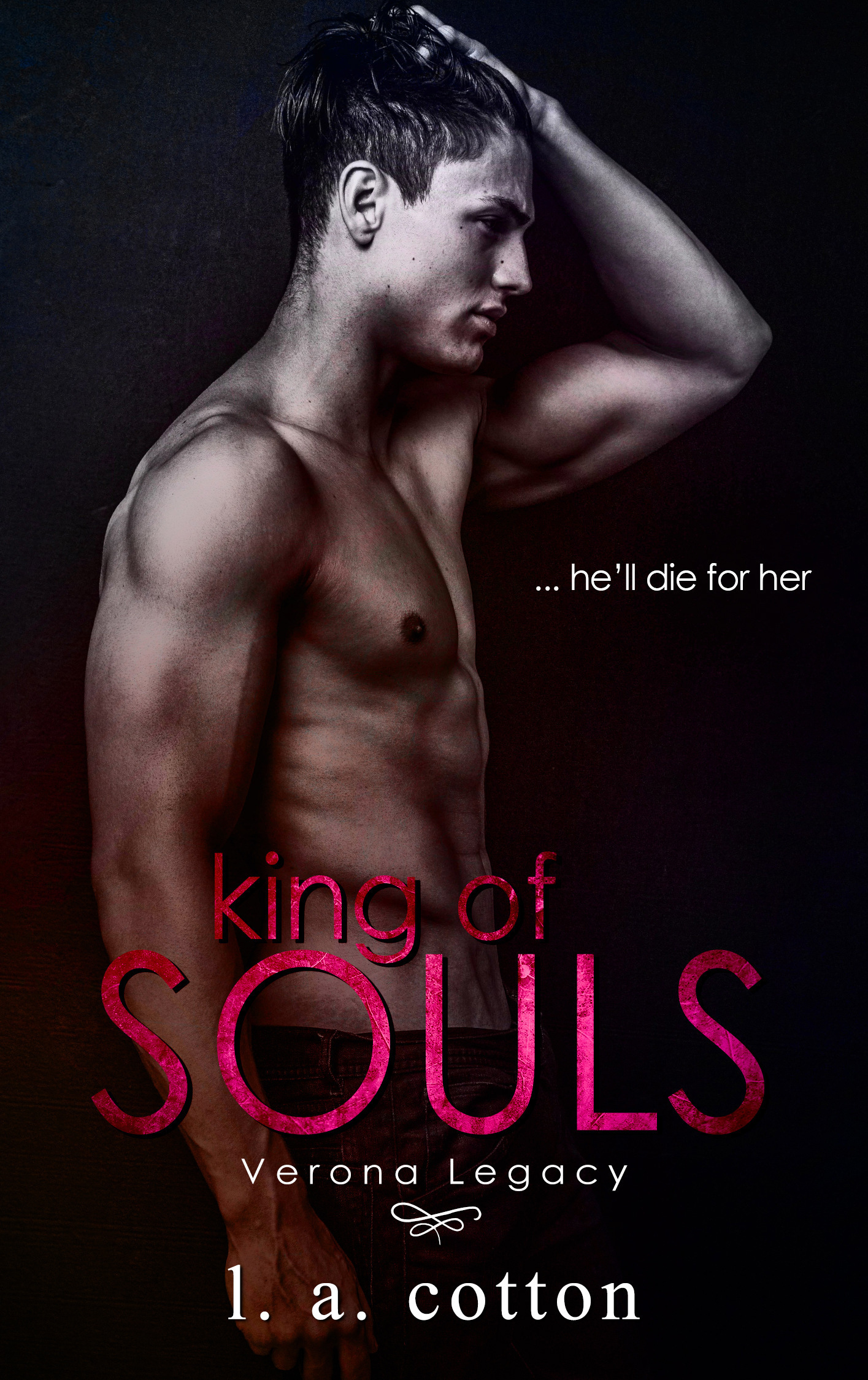 King of Souls Ebook Cover