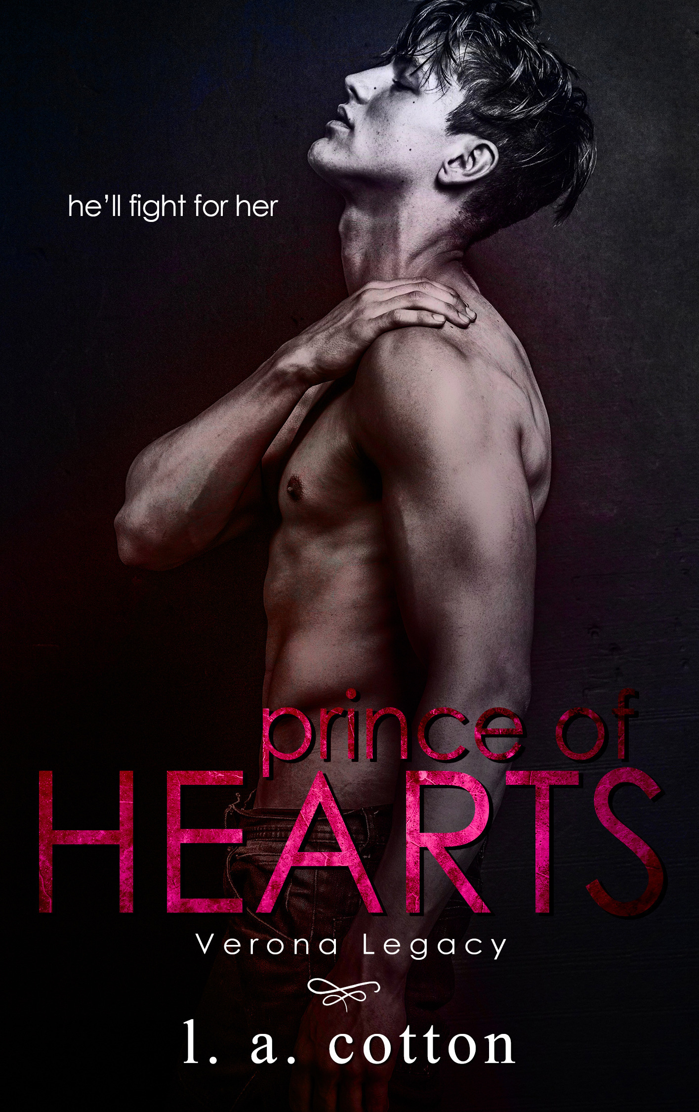Prince of Hearts Ebook Cover