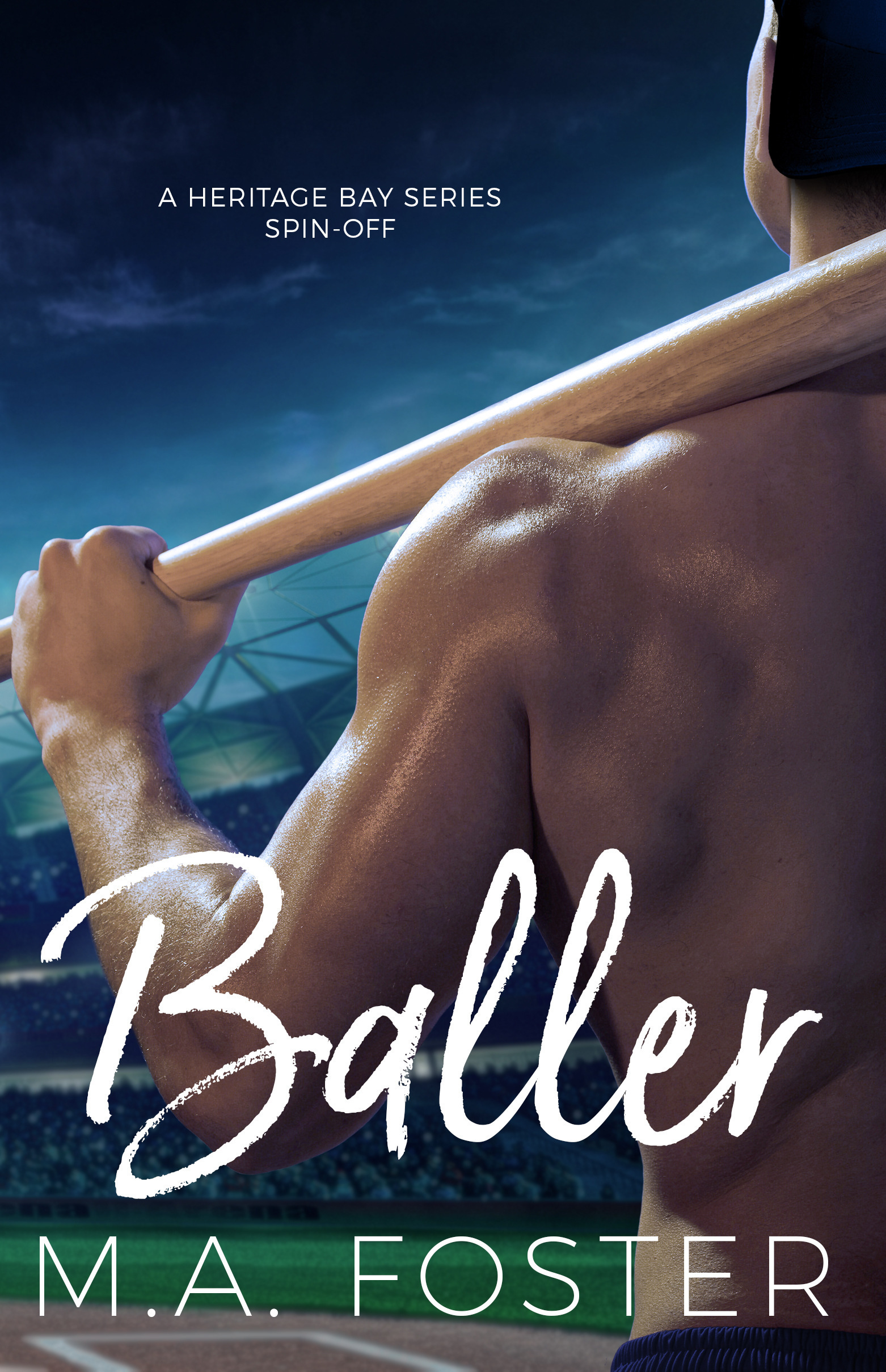 Baller Ebook Cover