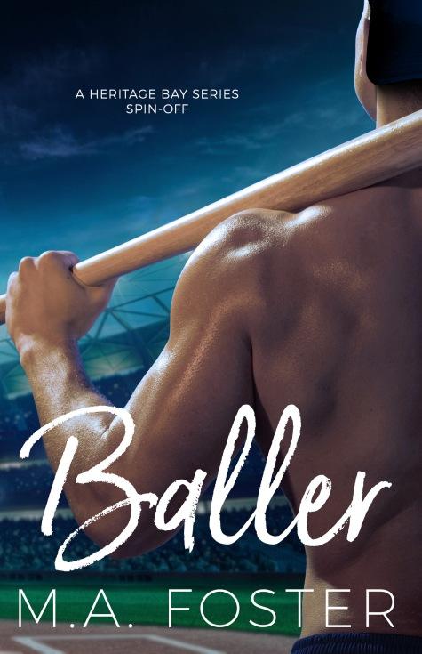 Baller Ebook Cover