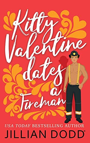 Kitty Dates a Fireman Cover