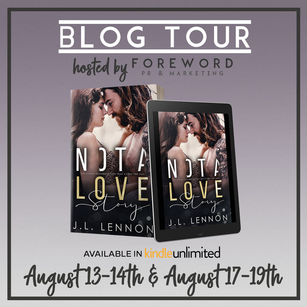 Not A Love Story Blog Tour IG