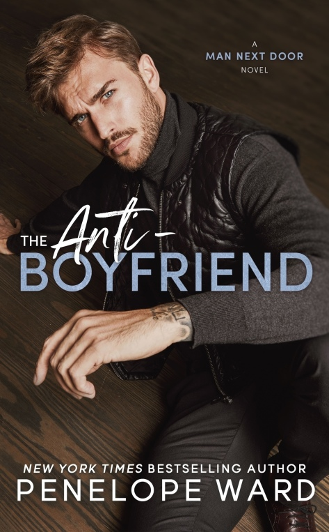 The Anti-Boyfriend Ebook Cover