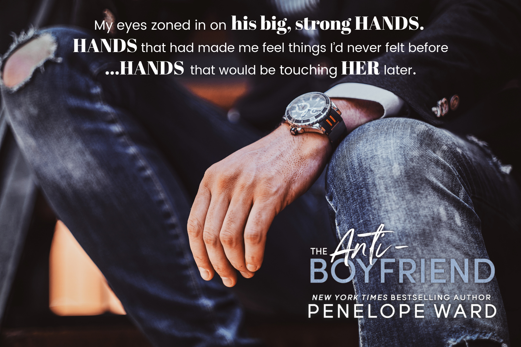 The Anti-Boyfriend Teaser 1